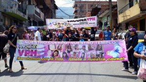 Colombia Marching-for-Justice-after-HPV-vaccinations
